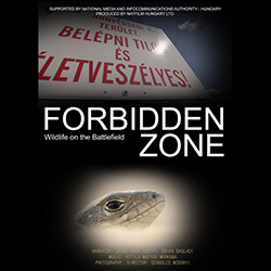 Forbidden Zone - Wildlife on the Battlefield