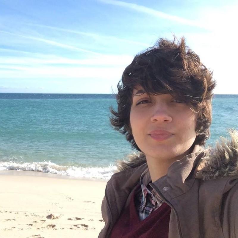 Zahra Alemohammadi