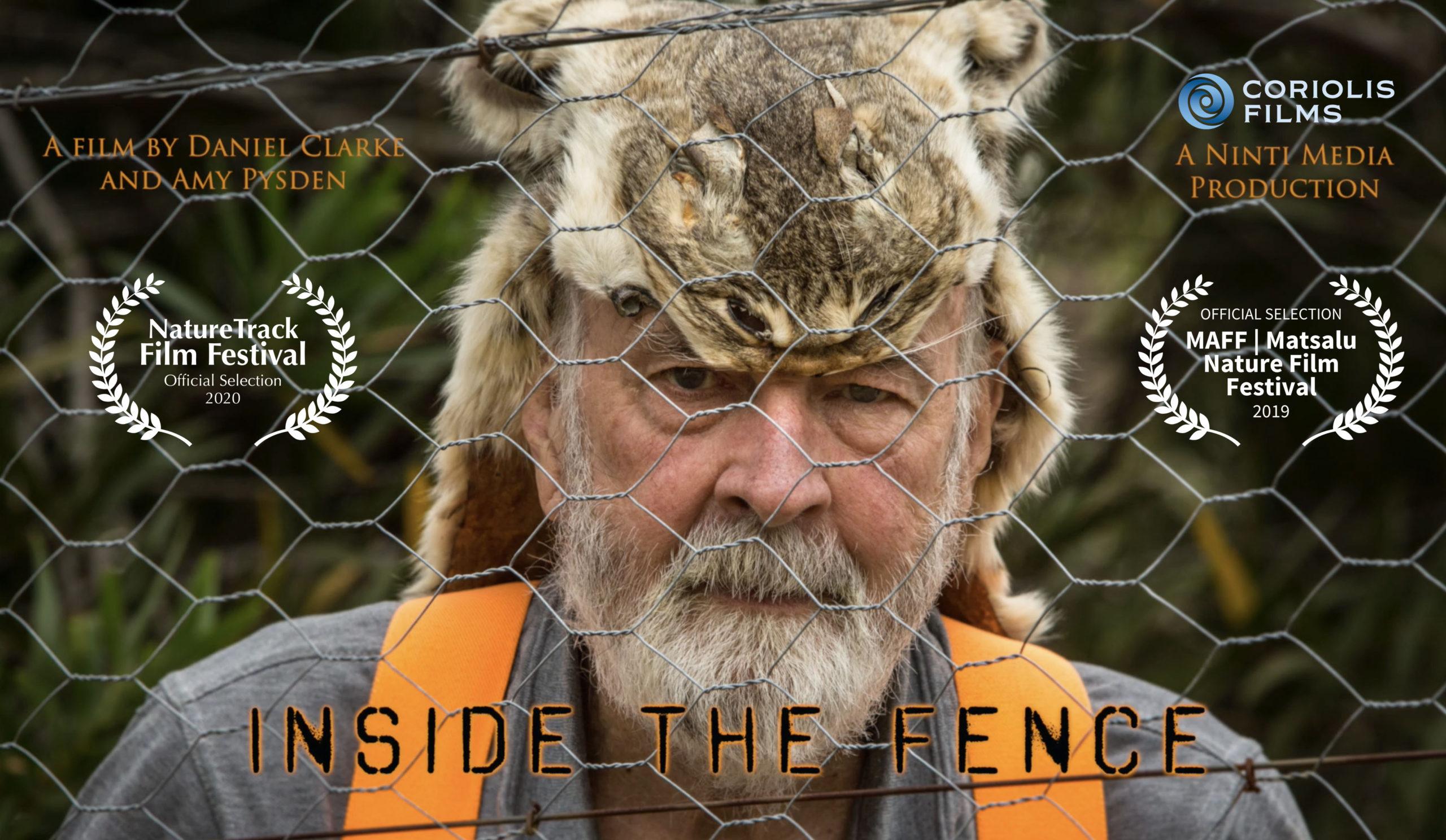 Inside the Fence poster laurels2