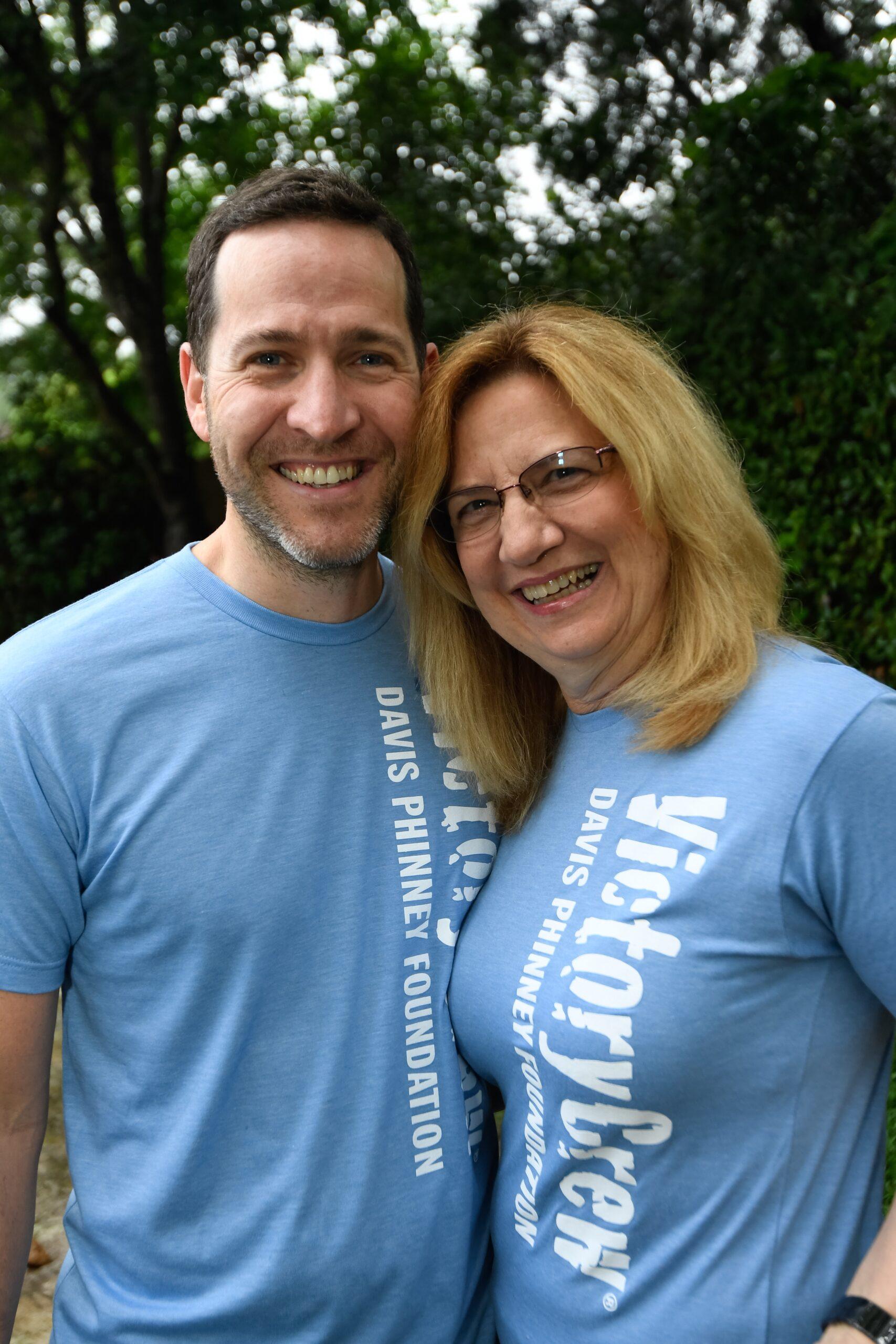 Adam Ellenstein & Susan Scarlett