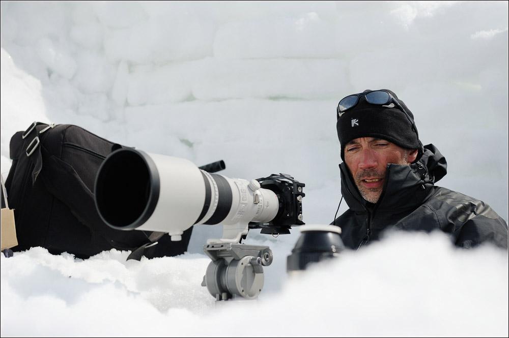 Director Dmitriy Shpilenok