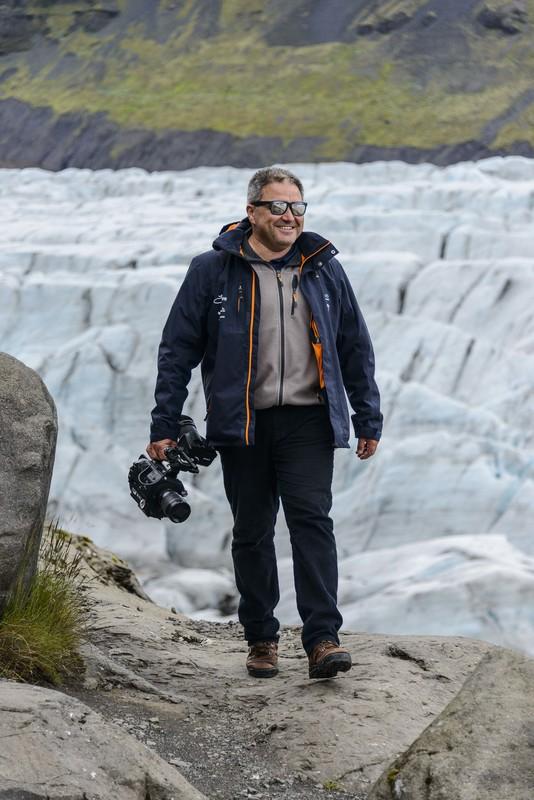 Director Carlos Pérez Romero