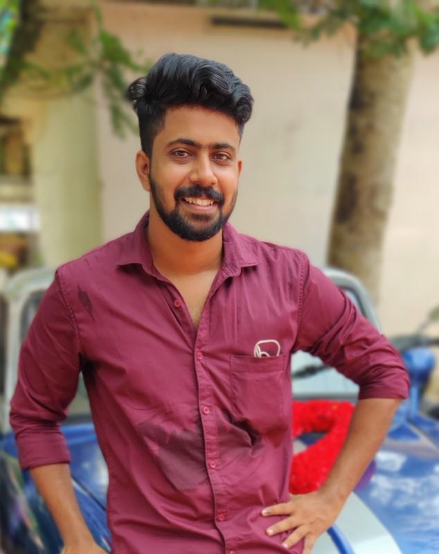 Director Nandu Nandan