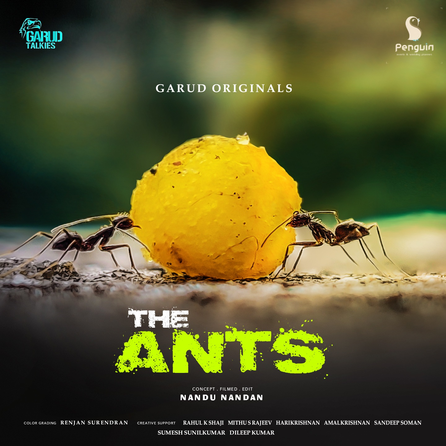 The Ants Poster 1
